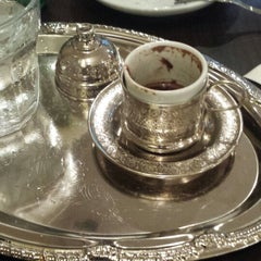 Photo taken at Senem's Coffee & Tea House by Hikmet SiR on 8/21/2014