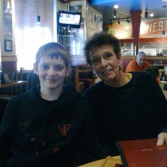 Photo taken at Red Robin Gourmet Burgers by Ed B. on 3/13/2014