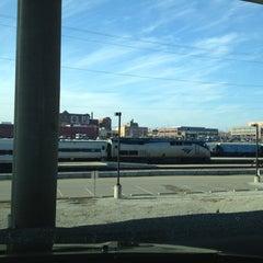 Photo taken at MetroLink - Civic Center Station by Gene on 3/12/2013