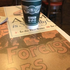 Photo taken at Wingstop by Sean B. on 10/4/2012