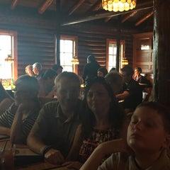 Photo taken at Karl's Cabin Restaurant by Lisa C. on 6/18/2015