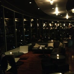 Photo taken at Five Sixty by Wolfgang Puck by Jonathan P. on 1/5/2013