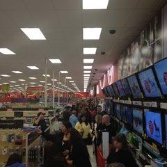 Photo taken at Target by Julian K. on 11/23/2012
