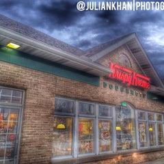 Photo taken at Krispy Kreme Doughnuts by Julian K. on 11/15/2013