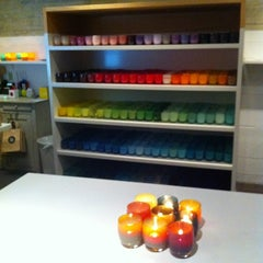 Photo taken at Glassybaby by Joelle on 11/4/2012
