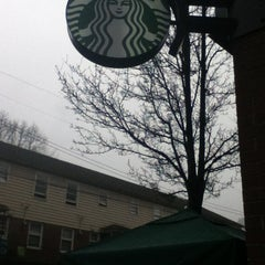 Photo taken at Starbucks by HilAry C. on 1/14/2013