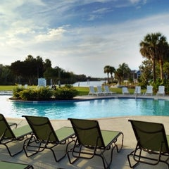 Photo taken at Plantation Inn & Golf Resort by Kevin J. on 2/19/2013