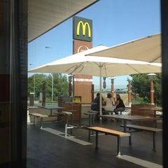 Photo taken at McDonald's by Nea C. on 8/12/2013