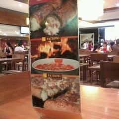 Photo taken at Patroni Pizza by Chris F. on 11/4/2012