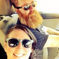 Photo taken at The Lost Highway — Hank Williams Memorial Highway by Lisa on 7/31/2014