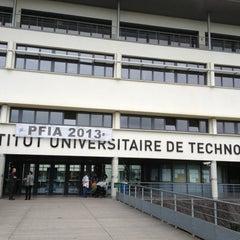 Photo taken at Université Lille 1 by Raphael T. on 7/2/2013