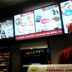 Photo taken at KFC / KFC Coffee by Dani V. on 10/17/2012