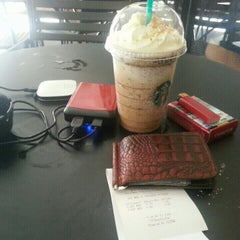 Photo taken at Starbucks by Andy on 11/22/2015