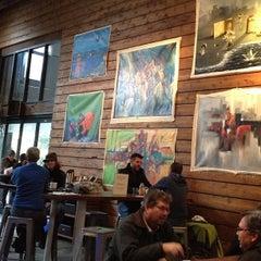 Photo taken at 780 Café by Winnie L. on 12/16/2012