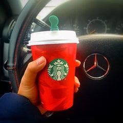 Photo taken at Starbucks by Audrey K. on 12/11/2014