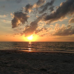 Photo taken at Pass-a-Grille Beach by stacey on 1/20/2013