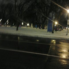 Photo taken at Parc Beaudet by Sarah T. on 12/17/2012