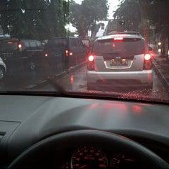 Photo taken at Cipinang Muara by adit s. on 11/19/2012