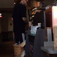 Photo taken at Starbucks by Alicia V. on 4/18/2014