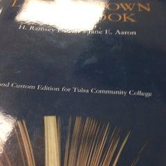 Photo taken at Tulsa Community College SE Campus by Lauren F. on 1/27/2014
