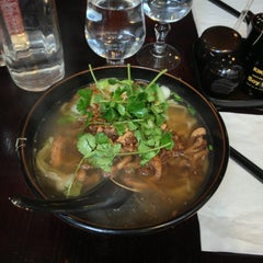 Photo taken at Noodle by Marie A. on 12/28/2012