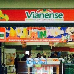 Photo taken at Vianense by Andre Santiago on 6/30/2015