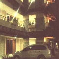 Photo taken at Hotel Merbabu by Anton W. on 9/25/2012