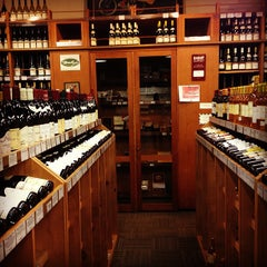 Photo taken at Wally's Wine & Spirits by Gregory H. on 3/24/2013
