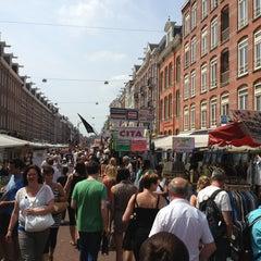 Photo taken at Albert Cuyp Markt by Hen s. on 7/6/2013