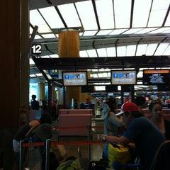 Photo taken at Changi Airport Terminal 2 by Pooh on 2/24/2013