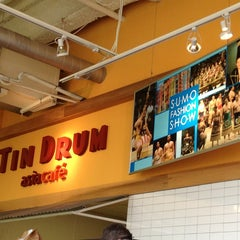Photo taken at Tin Drum Asiacafé by Chad T. on 2/12/2013