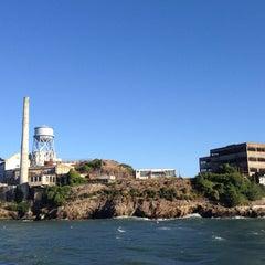 Photo taken at Alcatraz Island by Pius U. on 6/15/2013