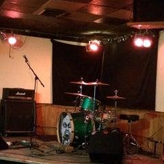 Photo taken at Hexagon Bar by Geoff C. on 5/31/2014