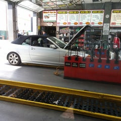 Photo taken at Super Car Wash & Quick Lube by Andrew A. on 4/23/2014