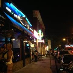 Photo taken at Thayer Street by Eugene J. on 8/31/2013