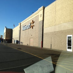 Photo taken at Walmart Supercenter by Jules M. on 11/8/2012