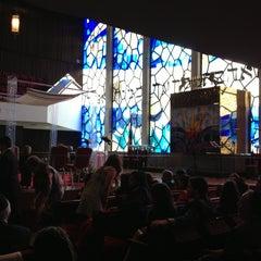 Photo taken at Sinagoga Circulo Israelita De Santiago by Ari C. on 4/28/2013