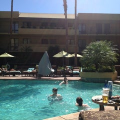 Photo taken at Pointe Hilton Squaw Peak Resort by Eric A. on 3/24/2013