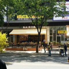 Photo taken at Nairobi by Ji-in K. on 5/7/2014