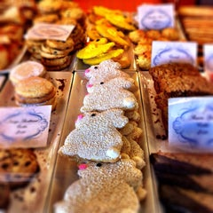 Photo taken at Fillmore BakeShop by Russell D. on 3/24/2013