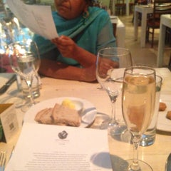 Photo taken at Savoy Cabbage by Anu A. on 12/12/2014