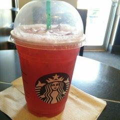 Photo taken at Starbucks by Allan Y. on 10/22/2015