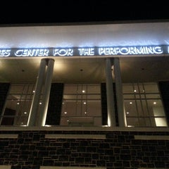 Photo taken at Forbes Center for the Performing Arts by Candice on 9/15/2013