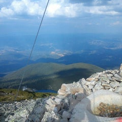 Photo taken at вр. Безбог, 2645м / Bezbog peak, 8677ft by Петър С. on 8/25/2013