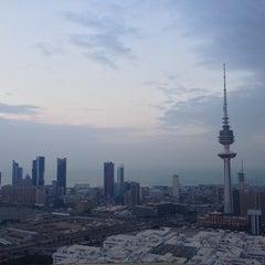 Photo taken at Burj Jassem by Abdulrahman A. on 12/20/2012