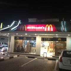 Photo taken at McDonald's - ماكدونالدز by Munzy A. on 12/8/2012