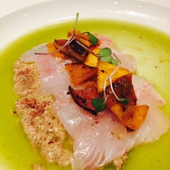 Photo taken at Chef & The Farmer by Sarah H. on 10/10/2015