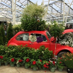 Photo taken at Petitti Garden Center by Brian W. on 6/23/2014