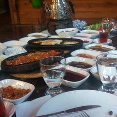 Photo taken at Yeşil Vadi Restaurant by Sercan T. on 11/14/2015
