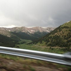 Photo taken at Independence Pass by Chelsea K. on 6/30/2013